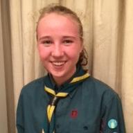 World Scout Jamboree USA 2019 - Niamh Bourke