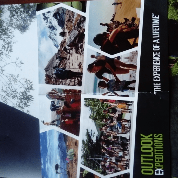 Outlook Expeditions Borneo 2021 - Justin Ward