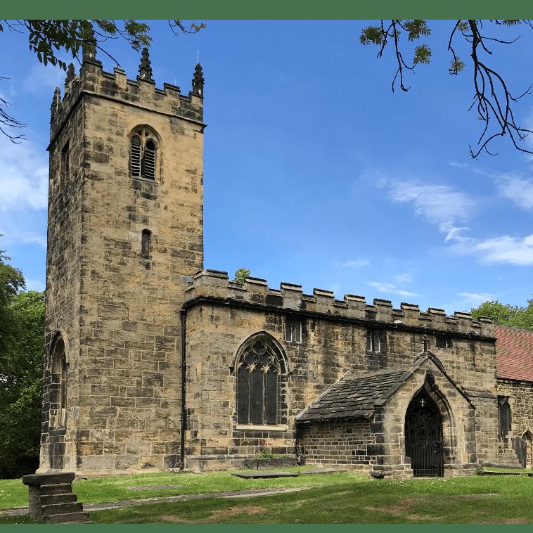 St. Peter's Church Tankersley
