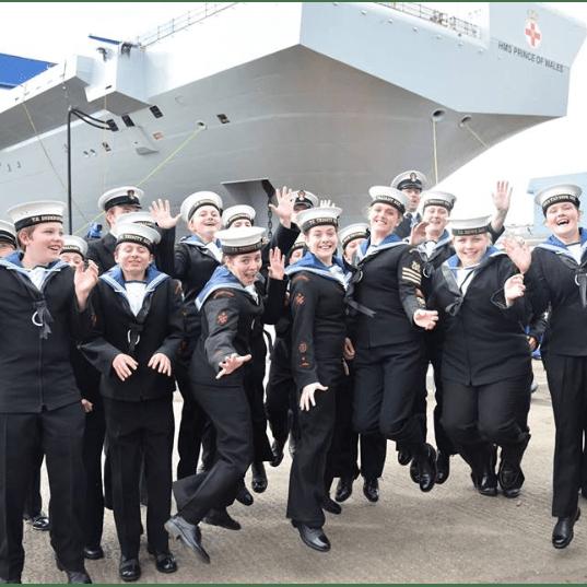 East Kilbride Sea Cadets - T.S. Cunningham