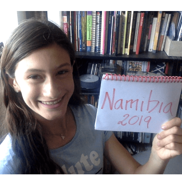 World Challenge Namibia 2019 - Sol Harrold
