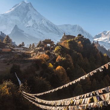 World Challenge Nepal 2020 - Dylan Neal