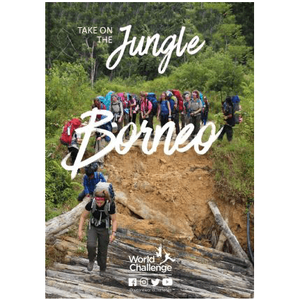 World Challenge Borneo 2022 - Liberty Burrough