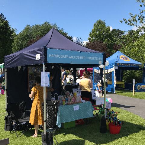 Harrogate and District Diabetes UK
