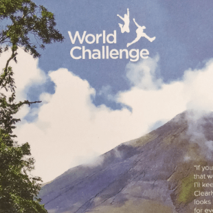 World Challenge Borneo 2021- Chris Bourne