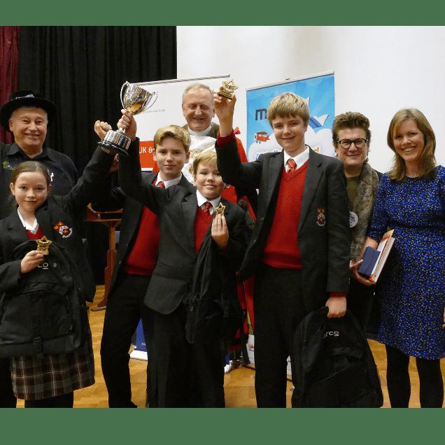 Kingston Grammar School Lit Quiz World Final 2017