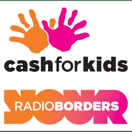 Radio Borders Cash for Kids