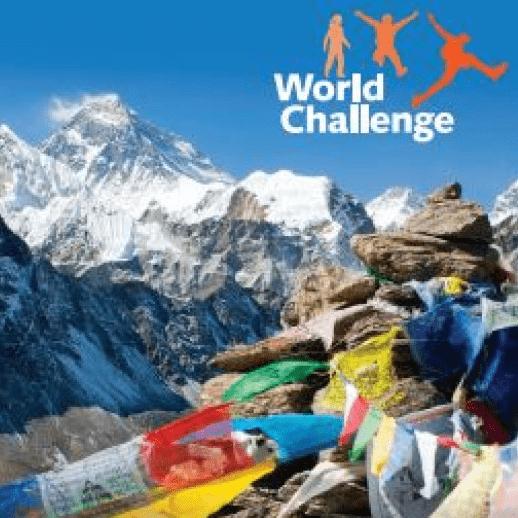 World Challenge Nepal 2020 - Hannah Muncaster
