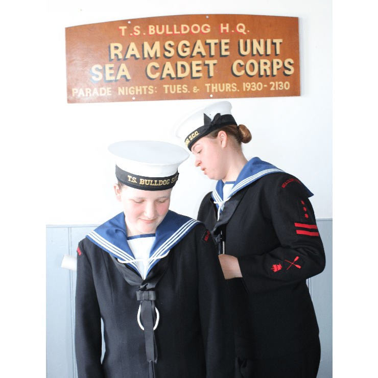 Ramsgate and Broadstairs Sea Cadets