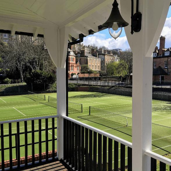 The Park Tennis Club