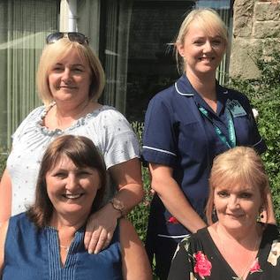 St Johns Hospice Nurses Sahara 2019 - Lucy O'Connor