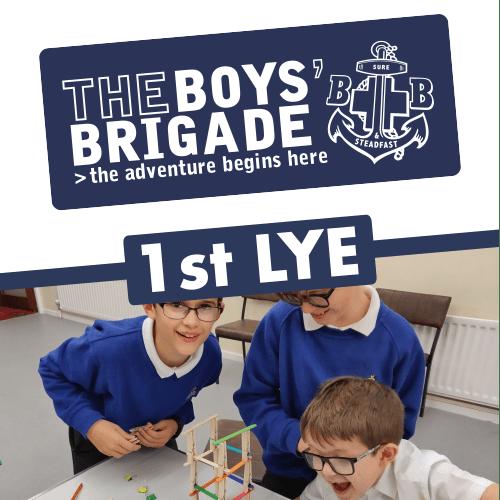1st Lye Boys' Brigade