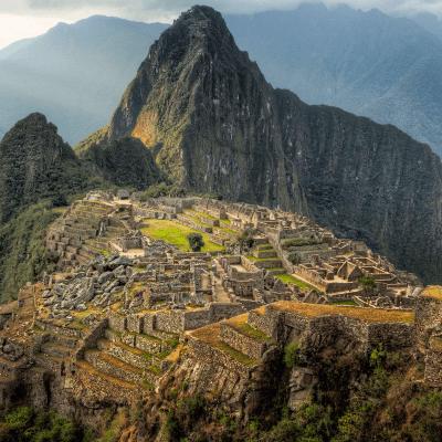 Childreach International Machu Picchu 2018 - Callum Garnham