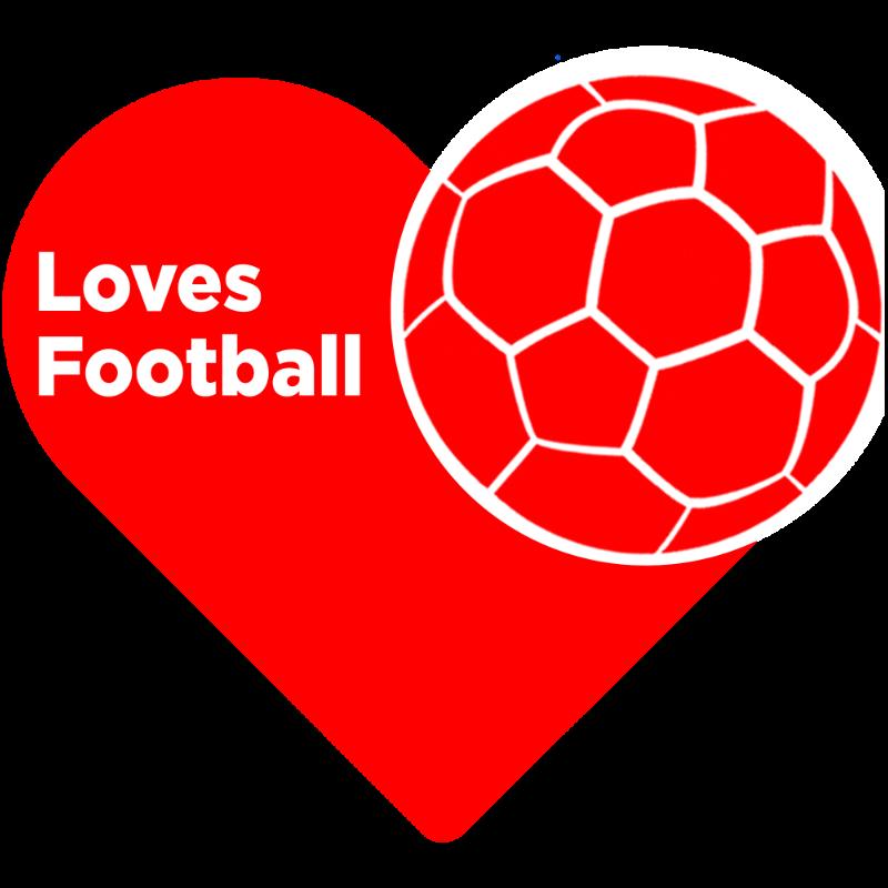 Loves Football