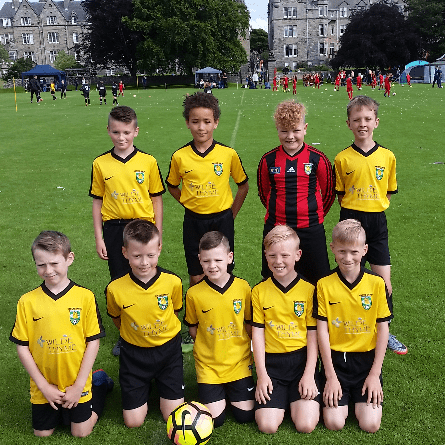 Kintore United 07