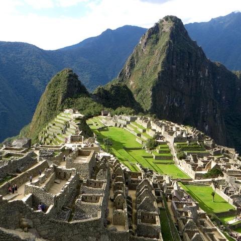 World Challenge Bolivia Peru 2022 - Freya Logan