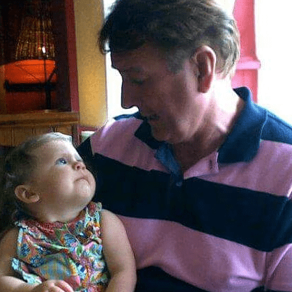 Help my dad get both his hip replacement - Amy Beales