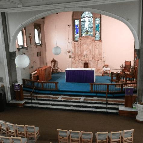 St Marks Church Portobello