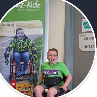 London marathon 2020 for Whizz-Kidz - Matthew O'Reilly