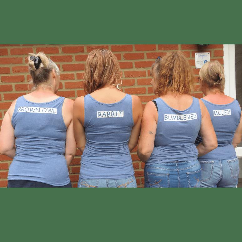 Girlguiding SWE - 1st Shaw-Cum-Donnington Brownie Unit