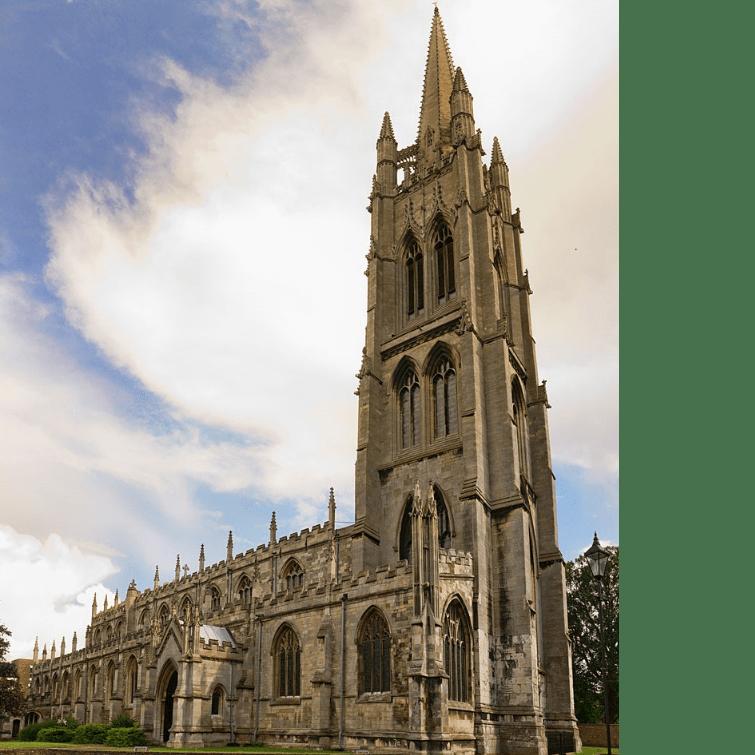 St James Church Louth