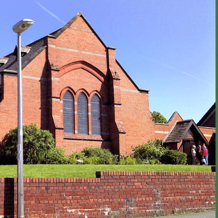 St Mark's Church, Lache and Saltney