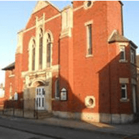 Crowland Methodist Chapel