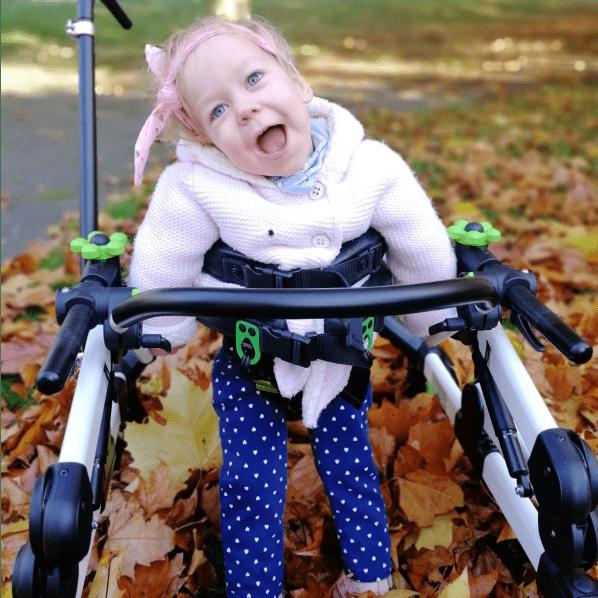 Just 4 Children - Little Elsie's Big Steps
