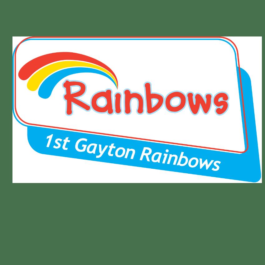 1st Gayton Rainbows