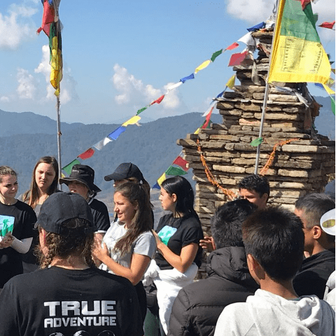 True Adventure Nepal 2019 - Jessie Haberfield