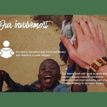 World Challenge Tanzania 2019 - Kate Wilson