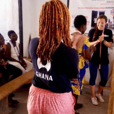 GVI Ghana 2020 - Rachel Nicholas