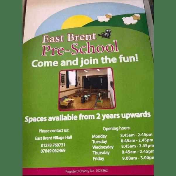 East Brent Pre-school