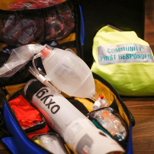 Leeds Medical Student Community First Responders