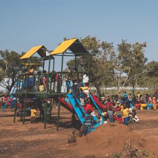 East African Playgrounds Uganda  2019 - Abbie Chetwynd