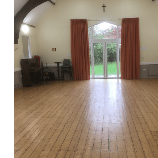 Wylam St Oswin's Church Hall Building Appeal