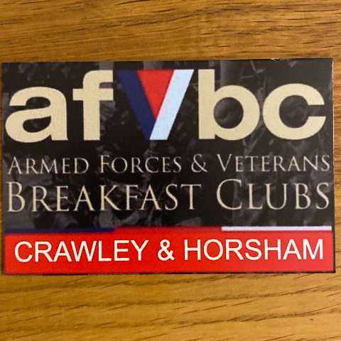 Crawley Armed Forces and Veterans Breakfast Club