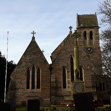 Radcliffe on Trent St. Mary's
