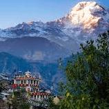 World Challenge Nepal 2021 - Emila wheeler