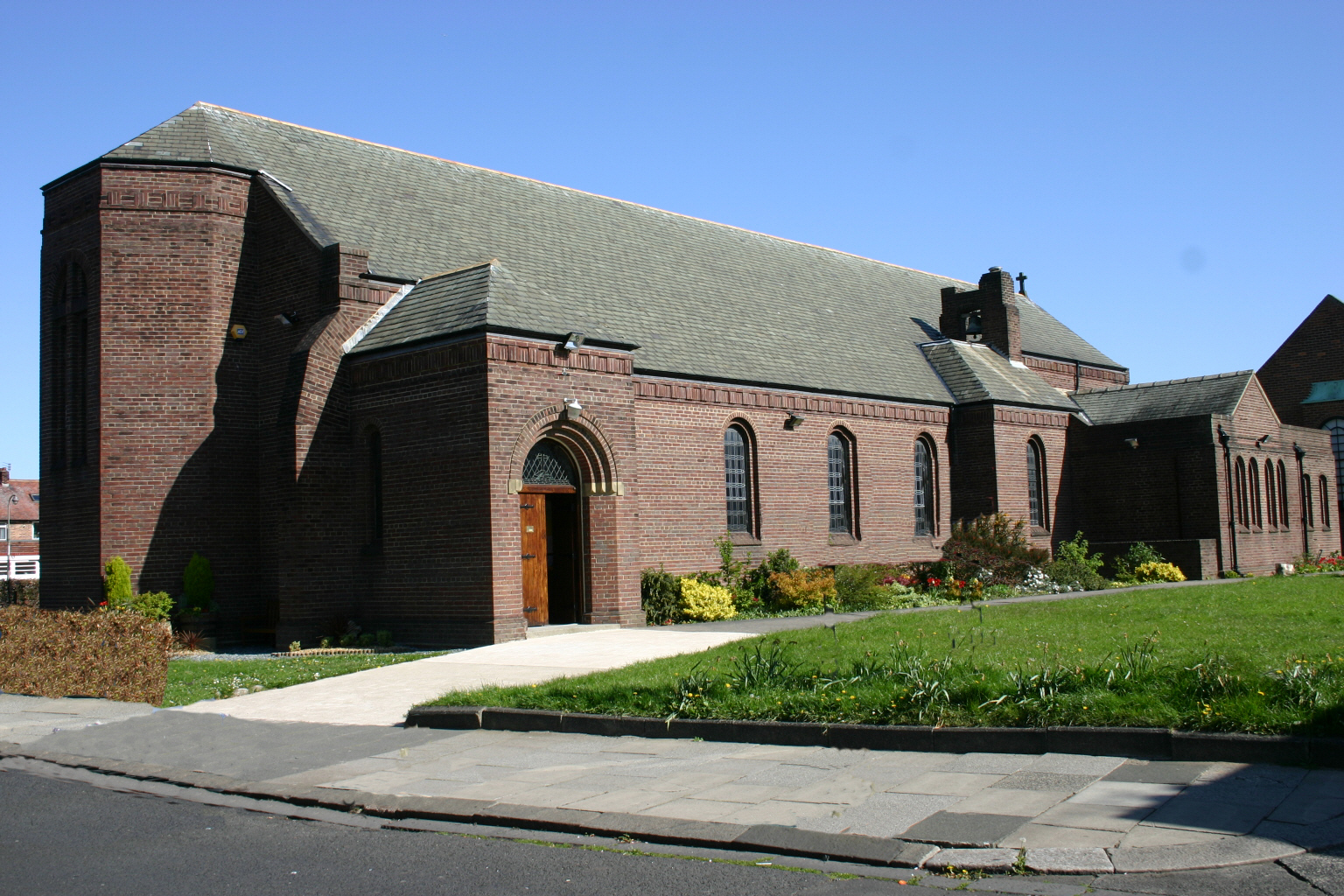 St Peter's Church - Monkseaton