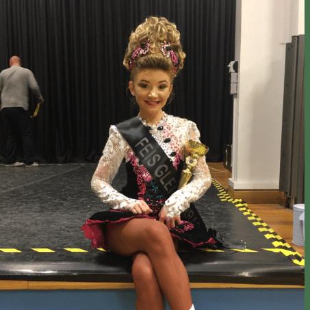 Irish Dancing World Championships North Carolina 2019 - Megan Sparkes