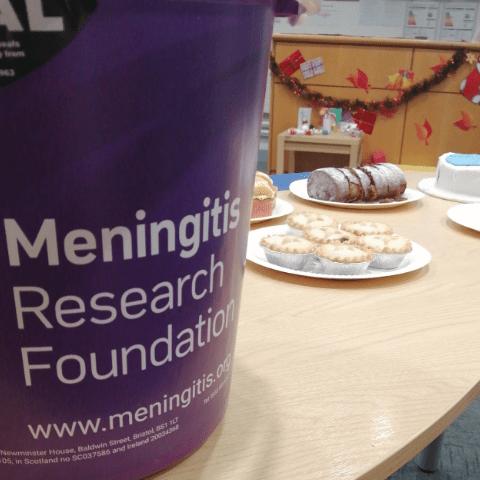 Kathryn's fundraiser for Meningitis Research Foundation