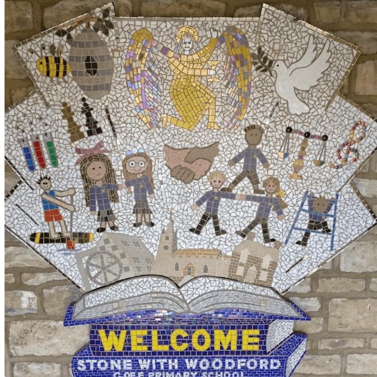 Stone with Woodford C of E Primary School