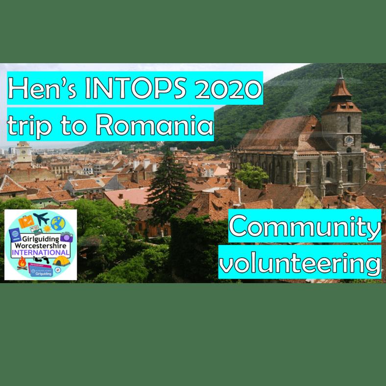 GirlGuiding Romania 2020 - Henrietta Wood