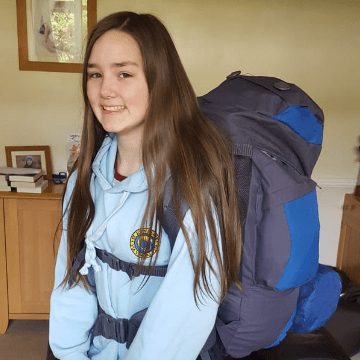 World Scout Jamboree America 2019 - Rachel Bromley