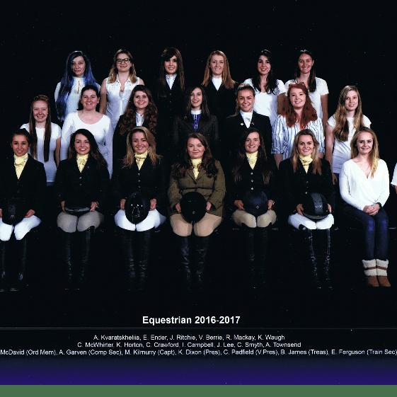 Aberdeen University Equestrian Club
