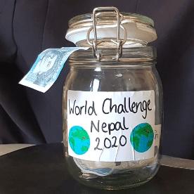 World Challenge Nepal 2020 - Maria Gamble