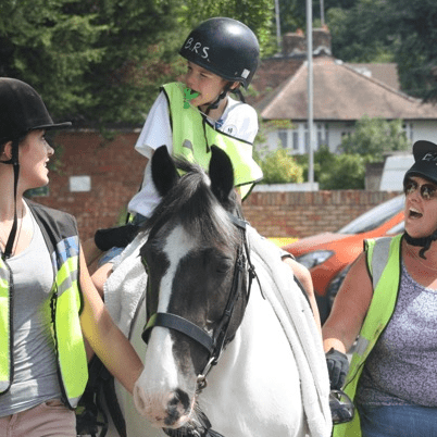Barnfield Riding for the Disabled - Kingston