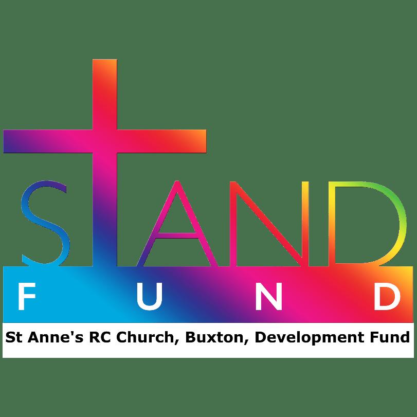 St Anne's RC Church, Buxton, Development Fund cause logo