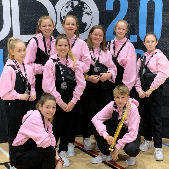 World Championship Competition Flex Crew - Karen Robertson